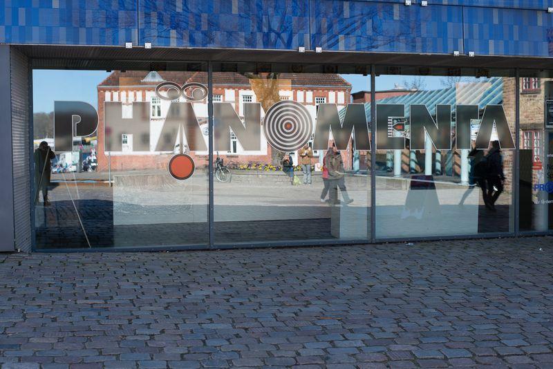 Phänomenta i Flensborg