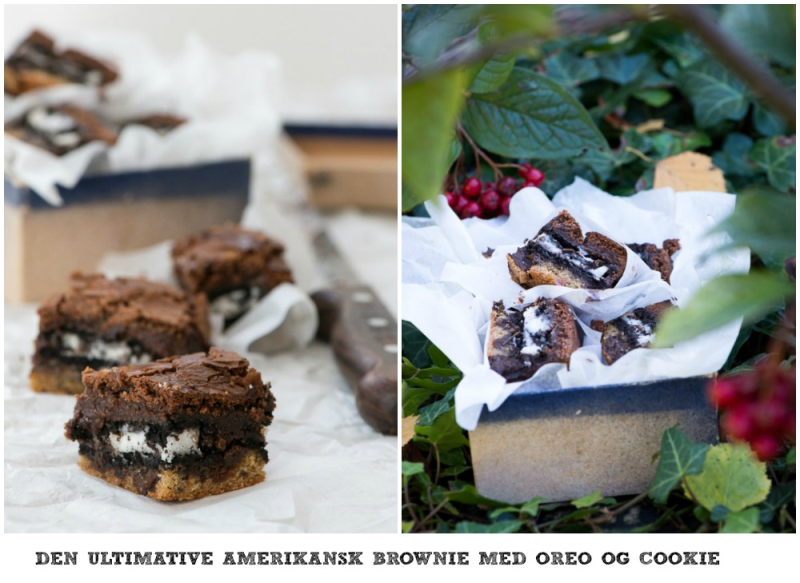 Den ultimative amrikanske brownie