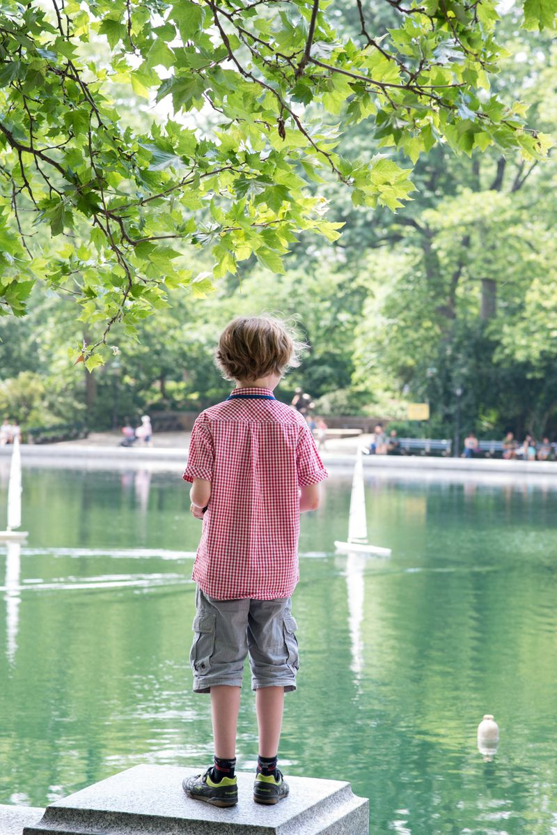 Conservatory Water New York