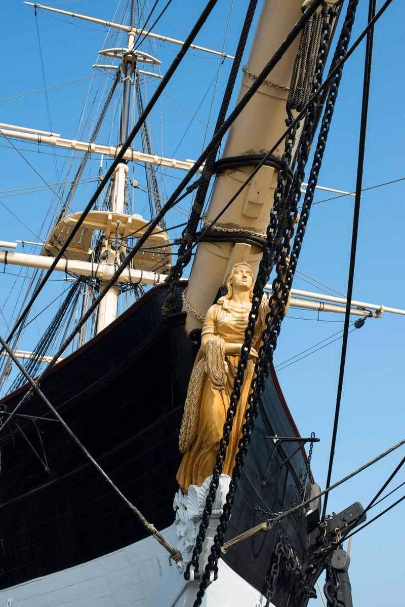 Fregaten Jylland Ebeltoft