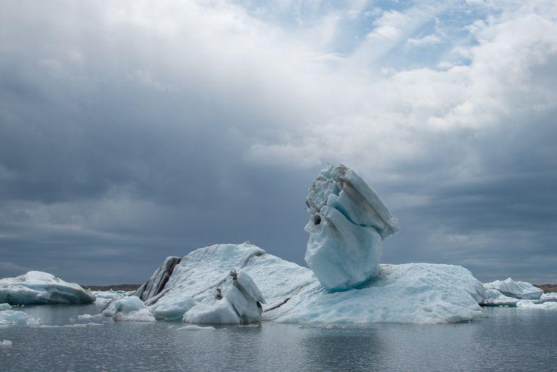 Jökulsárlón: Islands gletscherlagune