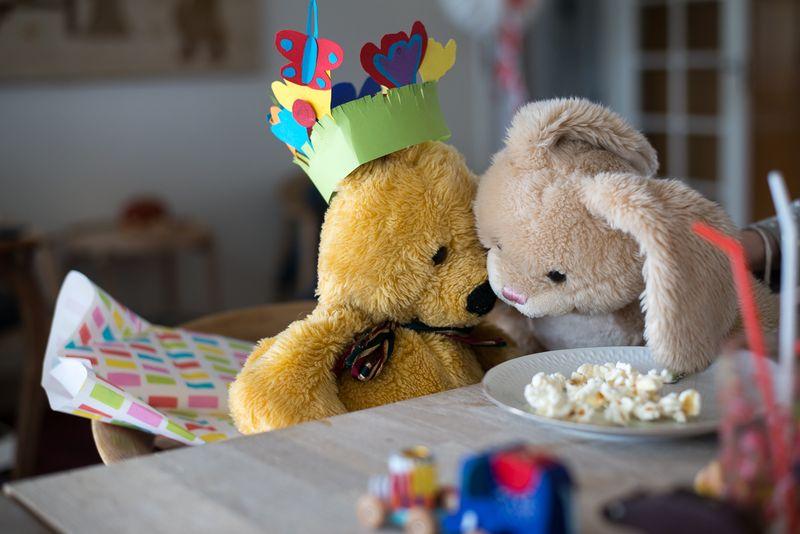 Bamsefødselsdag