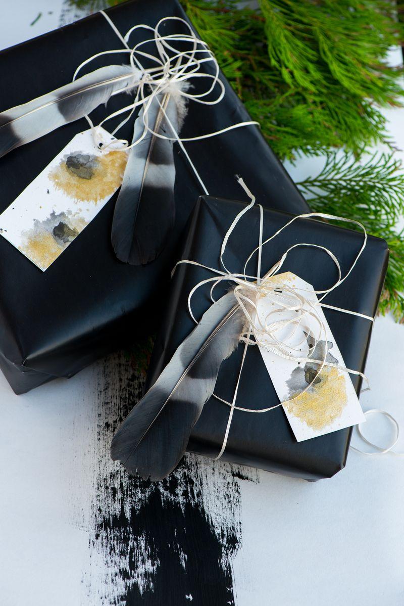 Inspiration til julegaveindpakningjpg