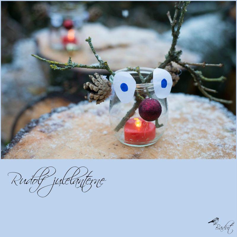 Rudolf lanterne