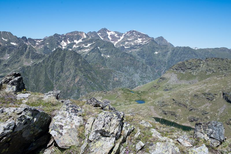 Ladskab i Andorra sommer
