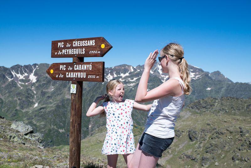 Sommer i Andorra