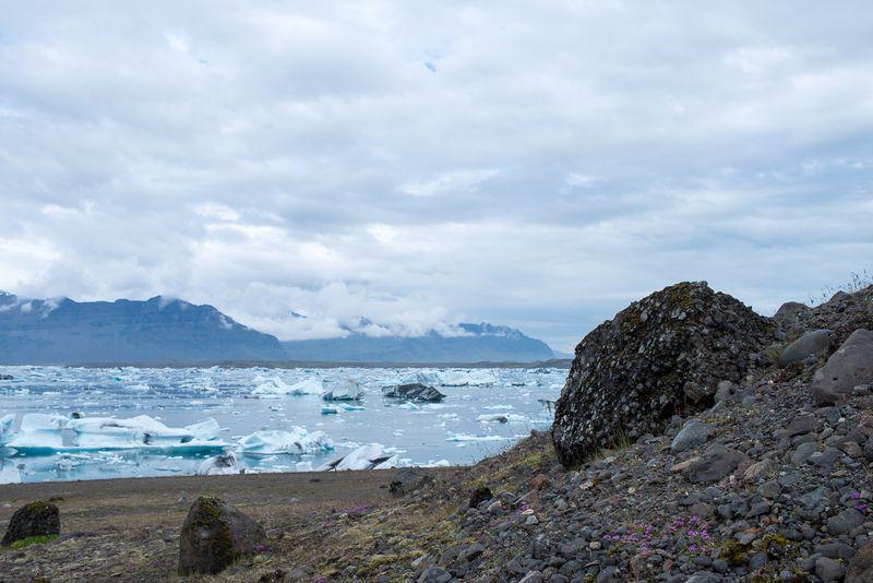Turist på Island