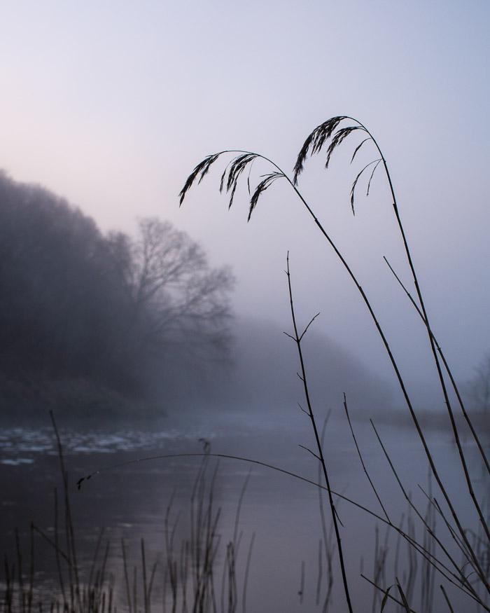 Storåen Magisk morgen