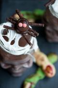 Halloween varm kakao